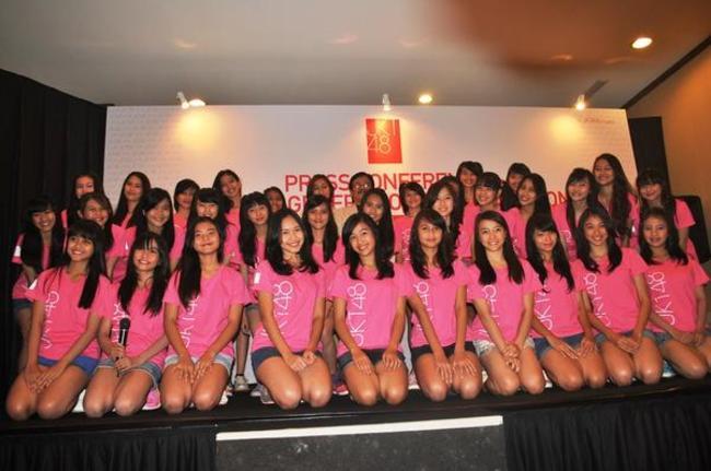 Team T JKT48 Akhirnya Dibentuk