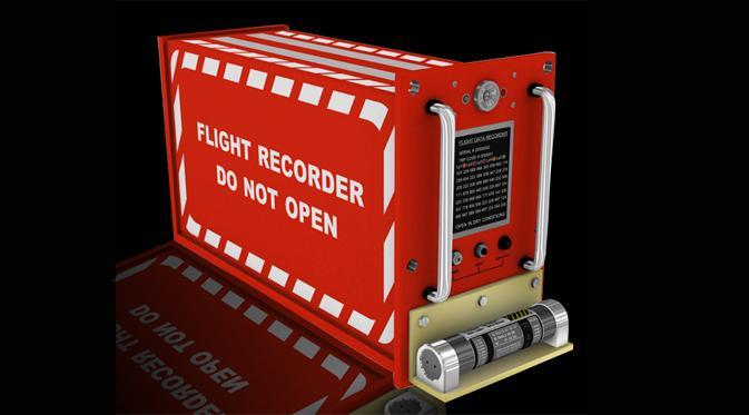 STORY: Pengalaman Petugas KNKT Dengar Black Box Pesawat