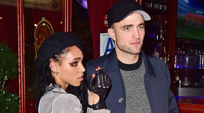Cinta Mati, Robert Pattinson Siap Nikahi Kekasih