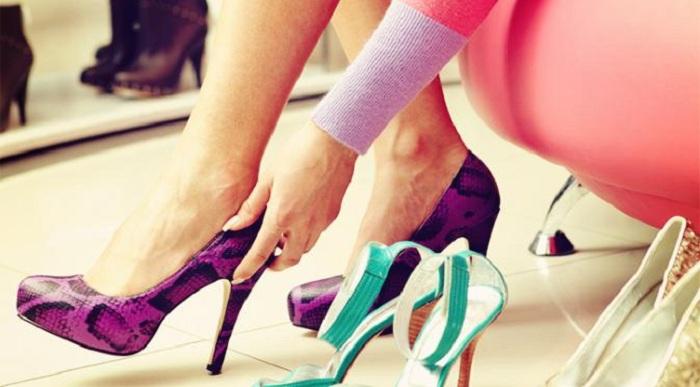 High Heels Awalnya untuk Kaum Pria