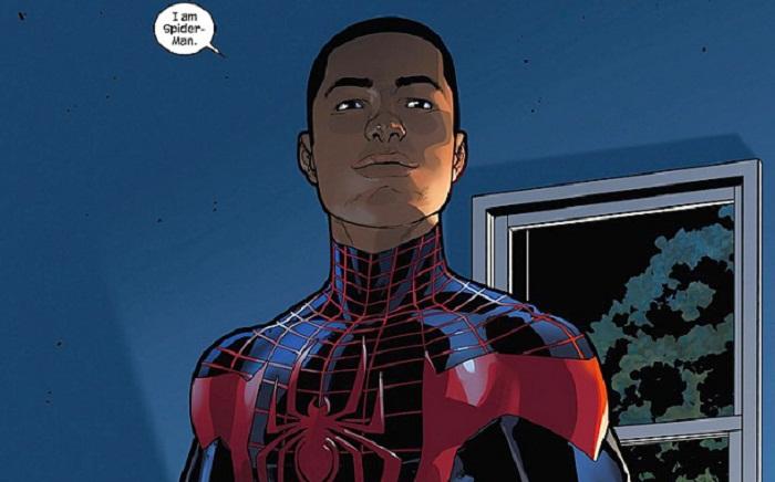 Pemeran Spider-Man Ganti Jadi Kulit Hitam?