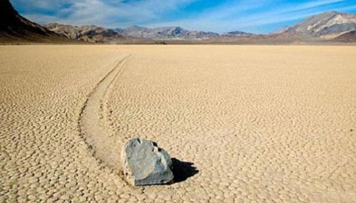 Misteri Batu Berjalan Terungkap