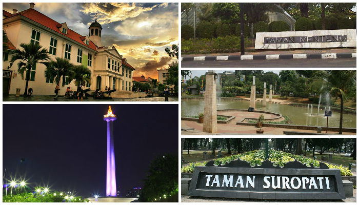 5 Tempat Hangout Asik untuk Malam Minggu di Jakarta