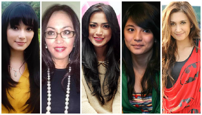 5 Seleb Indonesia yang jadi Sorotan lantaran Pindah Agama