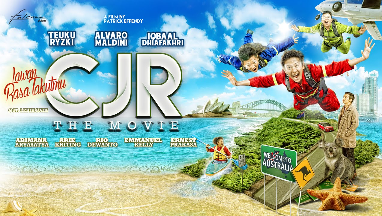 REVIEW: Film 'CJR The Movie 2'