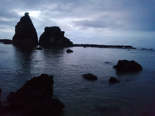 Pantai Tanjung Layar (Dokumentasi Pribadi)