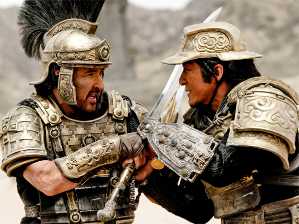 REVIEW: Film 'Dragon Blade'
