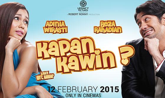 REVIEW: Film 'Kapan Kawin'