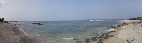 Pantai Pulau Untung Jawa