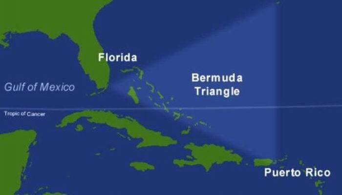 Seluk Beluk Segitiga Bermuda
