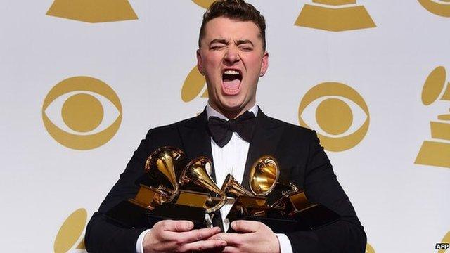 Borong Grammy, Sam Smith Tak Bisa Berhenti Menangis