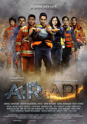 Poster film Air & Api