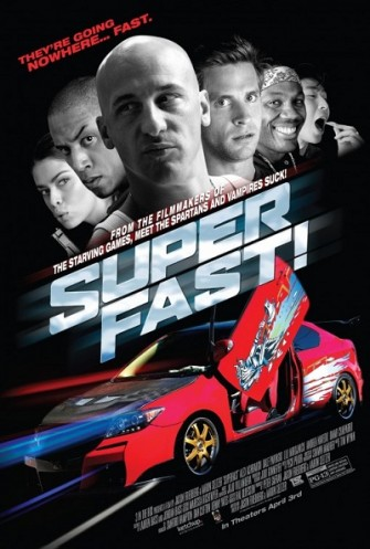 Poster film Superfast