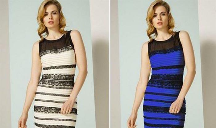 Penjelasan Ilmiah Dress Hitam Biru dan Putih Emas