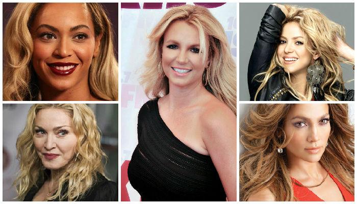 5 Penyanyi Cantik dengan Dance Terbaik