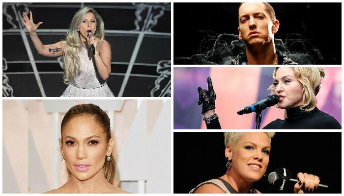 5 Penyanyi Top Dunia Paling Kaya 2015