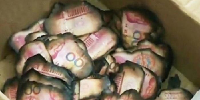 Waduh, Uang Ratusan Juta Tak Sengaja Dibakar Istri