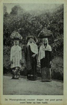 Perempuan Minangkabau antara tahun 1908-1940