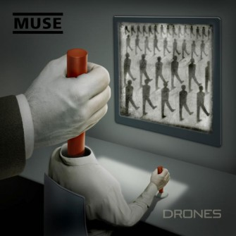 Cover album Drones (Muse.mu)