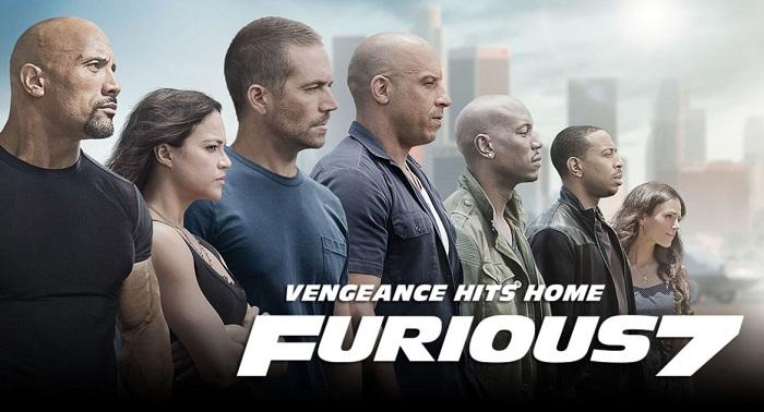 Akhir Paul Walker di Furious 7