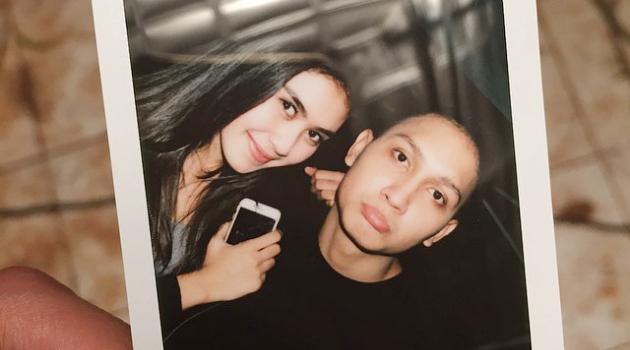 Syahnaz dan Juan (okezone)