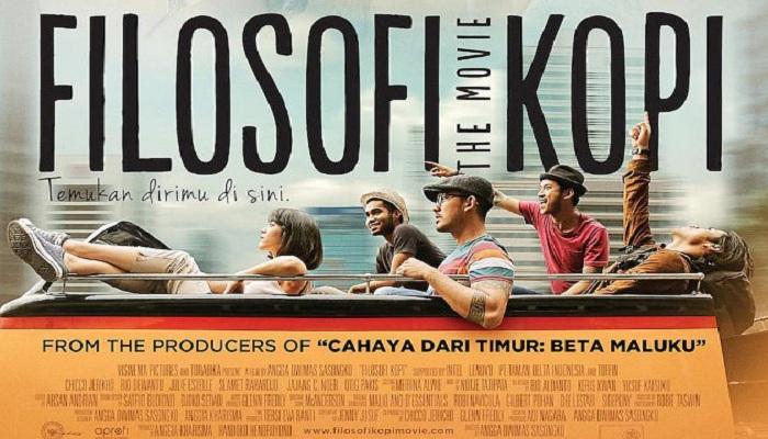Syuting Filosofi Kopi, Para Aktor Harus Ngopi Puluhan Kali Sehari