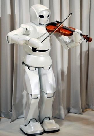 Violin Robot (detik)