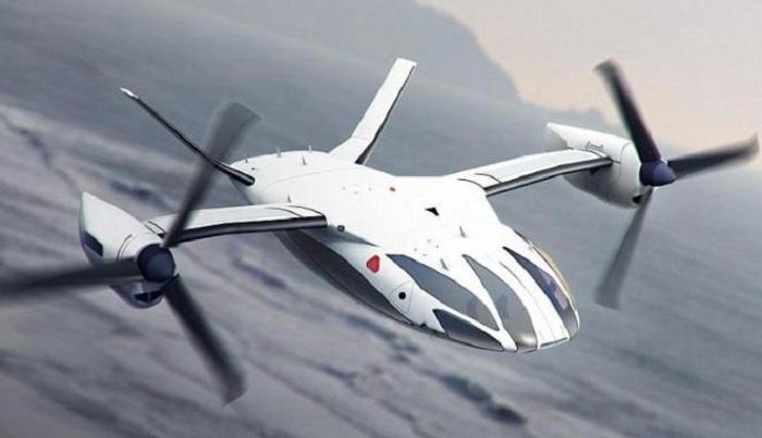 Seperti Ini Desain Pesawat Masa Depan