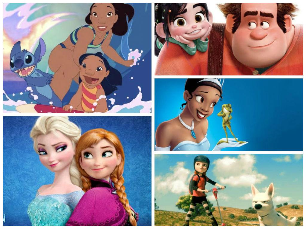 5 Film Modern Terbaik Walt Disney