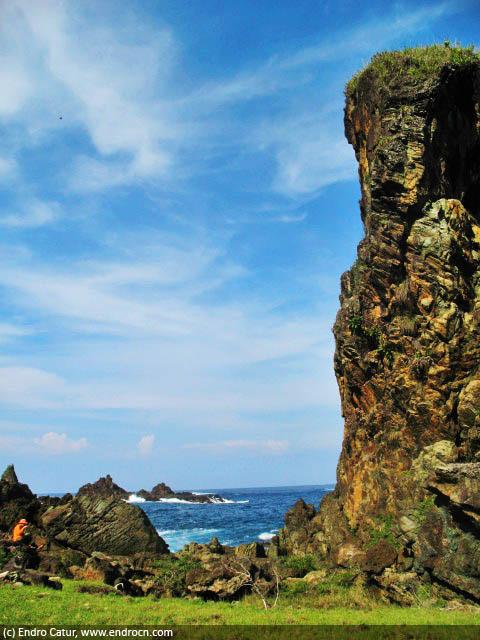 Tanjung Layar Taman Nasional Ujung Kulon (Copyright: Endro Catur Nugroho)