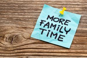 Waktu untuk keluarga (Family Now)