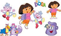 Dora The Explorer (berbagai sumber)