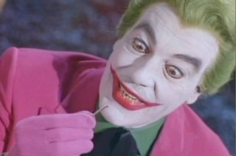 Joker di serial TV Batman (Hai Online)