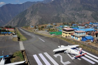 Tenzing-Hillary Airport (A Caviation Life)