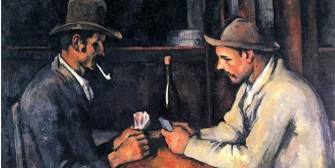 The Card Players (merdeka)