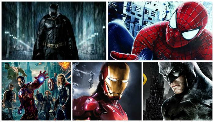 5 Film Superhero Terbaik Sepanjang Masa