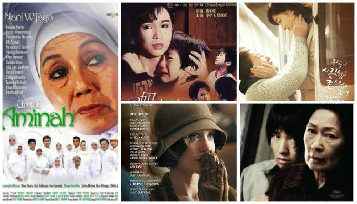 5 Film Perjuangan Ibu untuk sang Anak
