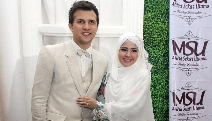Harapan Risty Tagor Setelah Nikah dengan Stuart Collin