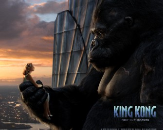 King Kong (The Wallpapers)