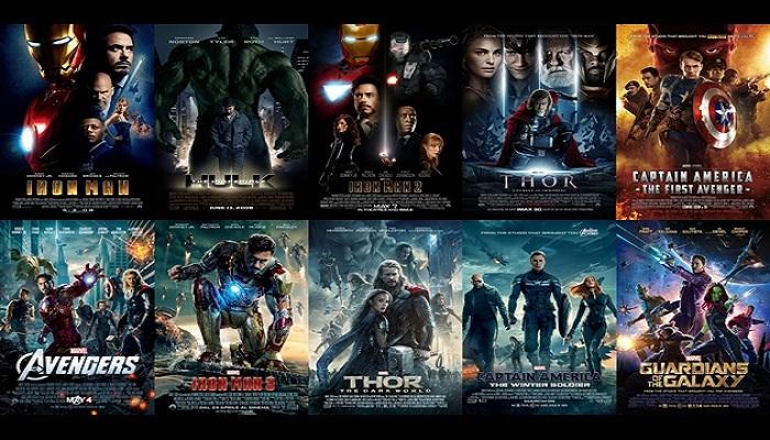 Seperti Ini Urutan Film-film Buatan Marvel