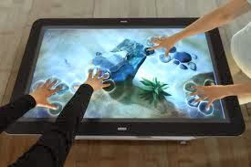 Multi Touch Screen (Oshamait Blogspot)