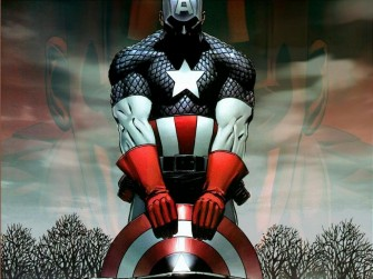 Captain America (Moviexplorers)