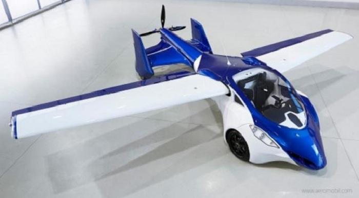 Nyata, Bakal Ada Mobil yang Bisa Terbang