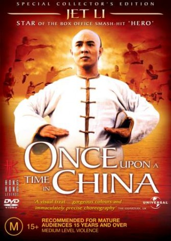 Once Upon a Time in China (kaskus)