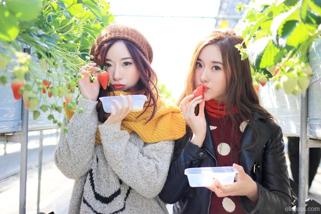 Jessica dan Elle Yamada