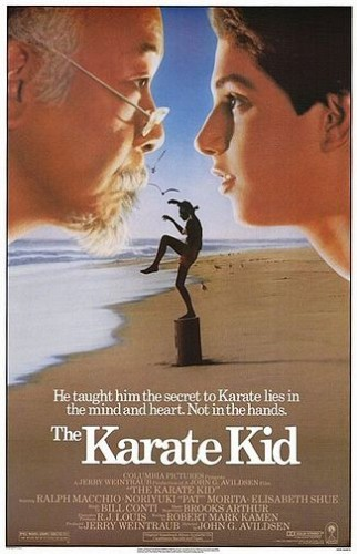 The Karate Kid (wikipedia)