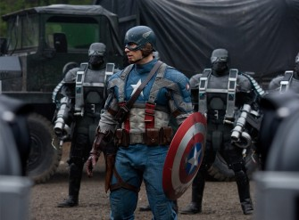 Captain America The First Avenger (Seputar Movies Blogspot)