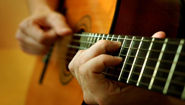 Ada Gitar Bersuara Gamelan