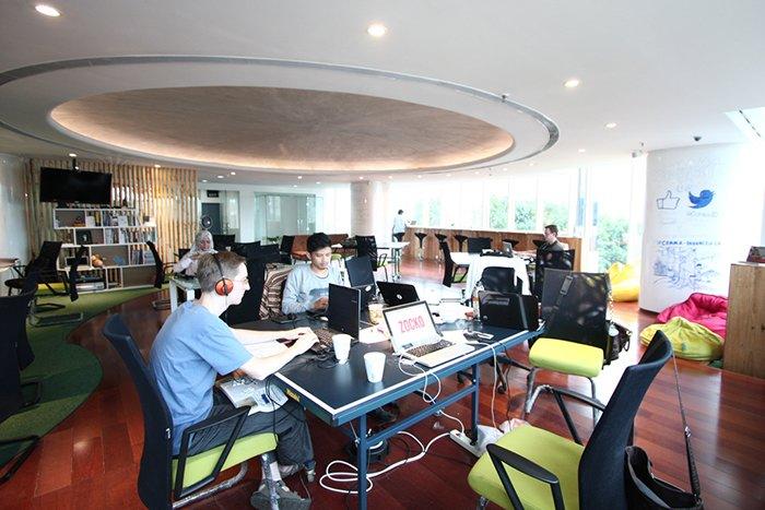 Coworking Space, Kantornya Para Freelancer Digital