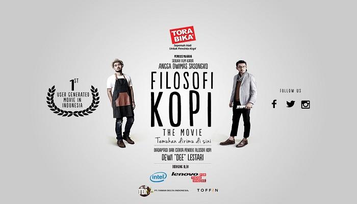 Filosofi Kopi Berhasil Masuk Festival Cannes Market Screening 2015